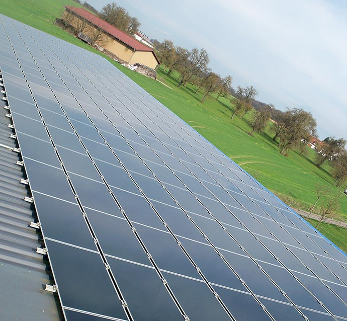 Photovoltaik Poleschner